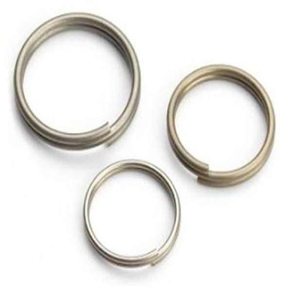 Picture of 10 Split Rings Stainless 24mm diam