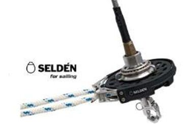 Picture of Selden GX 75 Asymmetric Top Down Furler