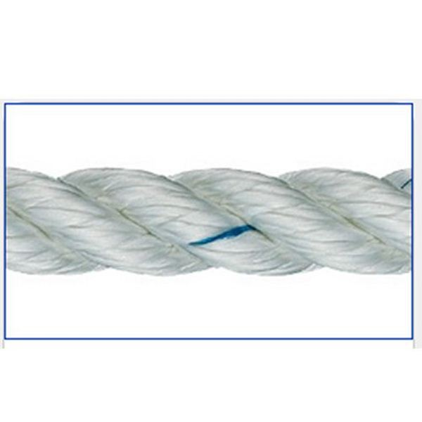 Picture of 8mm 3 strand Polyester Rope