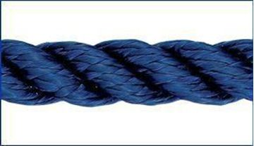Picture of 20mm Liros 3 strand Nylon Anchoring and Mooring Rope