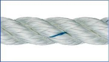 Picture of 10mm Liros 3 strand Nylon Anchoring and Mooring Rope