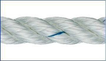 Picture of 20mm Liros 3 strand Nylon Rope 100m reel only £333.00